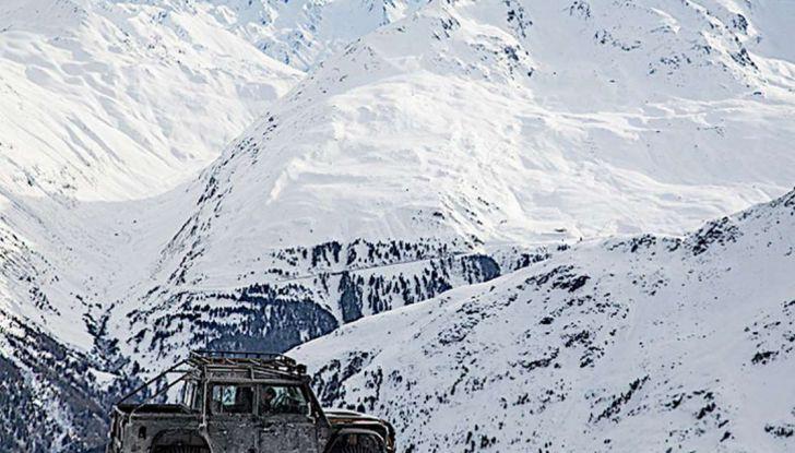 Le auto di James Bond 007 in mostra a Solden in Austria - Foto 4 di 6