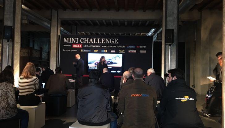 MINI Challenge 2018, Infomotori scende in pista con Michele Faccin - Foto 9 di 9
