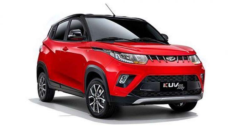 Mahindra KUV100, il SUV economico debutta in italia - Foto 2 di 9
