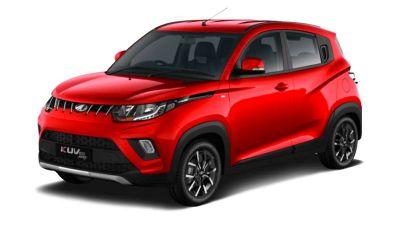 Mahindra KUV100, il SUV economico debutta in italia