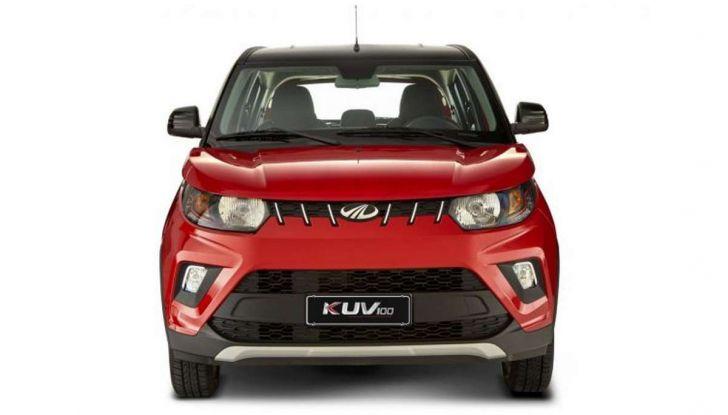 Mahindra KUV100, il SUV economico debutta in italia - Foto 6 di 9