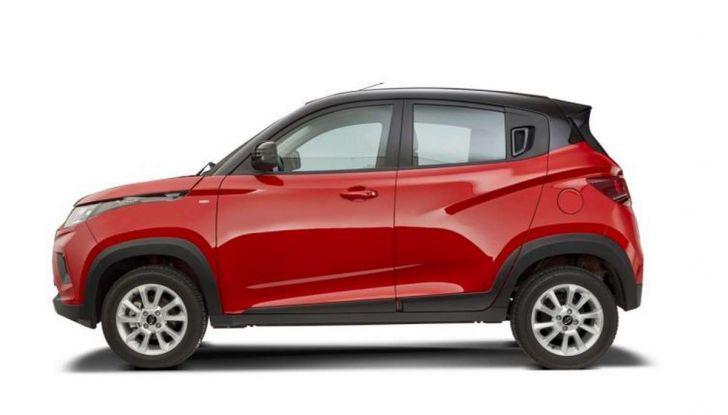 Mahindra KUV100, il SUV economico debutta in italia - Foto 3 di 9