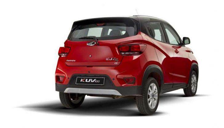 Mahindra KUV100, il SUV economico debutta in italia - Foto 8 di 9