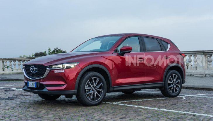 Nuova Mazda CX-5 con motori benzina e Diesel Euro 6d-Temp - Foto 13 di 34