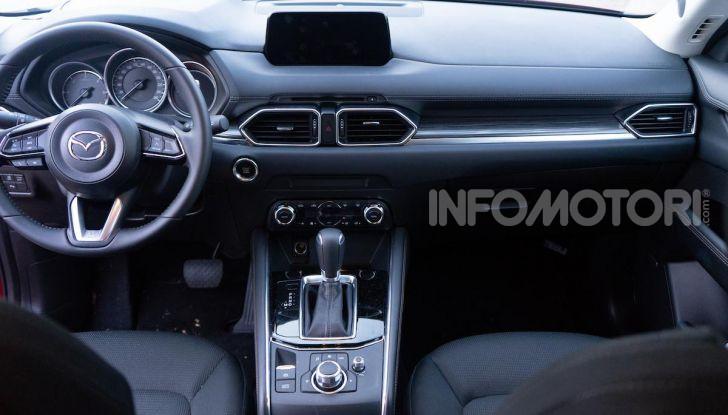 Nuova Mazda CX-5 con motori benzina e Diesel Euro 6d-Temp - Foto 27 di 34