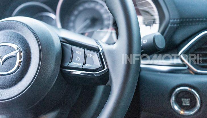 Nuova Mazda CX-5 con motori benzina e Diesel Euro 6d-Temp - Foto 29 di 34
