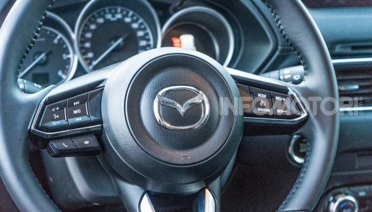 Nuova Mazda CX-5 con motori benzina e Diesel Euro 6d-Temp - Foto 30 di 34