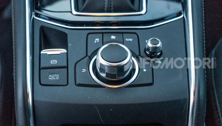 Nuova Mazda CX-5 con motori benzina e Diesel Euro 6d-Temp - Foto 31 di 34