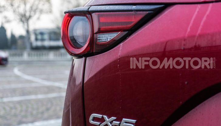Nuova Mazda CX-5 con motori benzina e Diesel Euro 6d-Temp - Foto 5 di 34