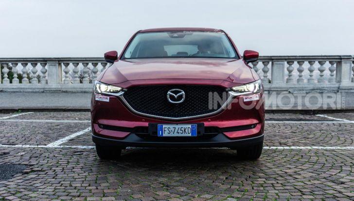 Mazda CX-5 2018, prova su strada: due versioni a confronto - Foto 14 di 34