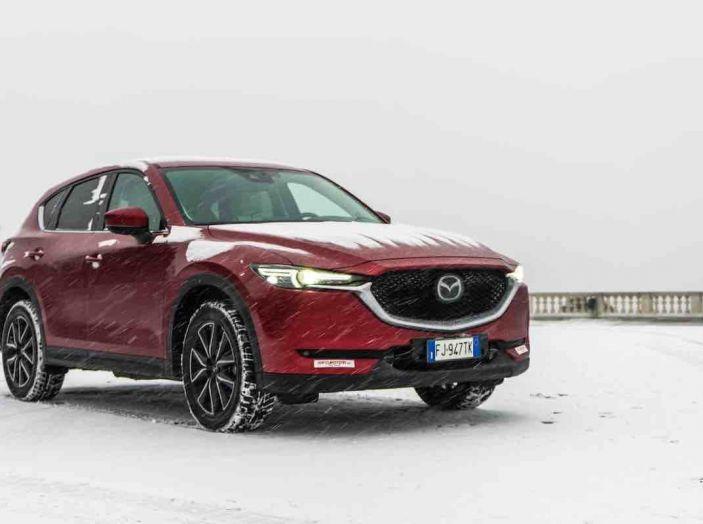 Mazda CX-5 2018, prova su strada: il 2.2 da 175CV con AWD [VIDEO] - Foto 2 di 28