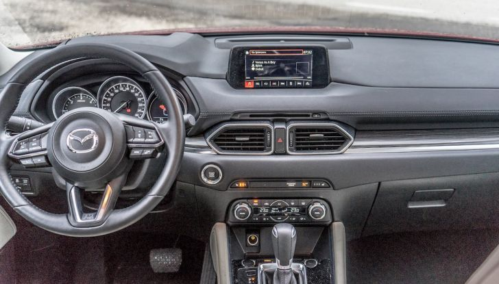 Nuova Mazda CX-5 con motori benzina e Diesel Euro 6d-Temp - Foto 21 di 34