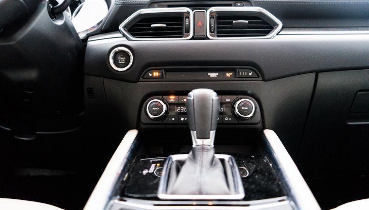 Nuova Mazda CX-5 con motori benzina e Diesel Euro 6d-Temp - Foto 23 di 34