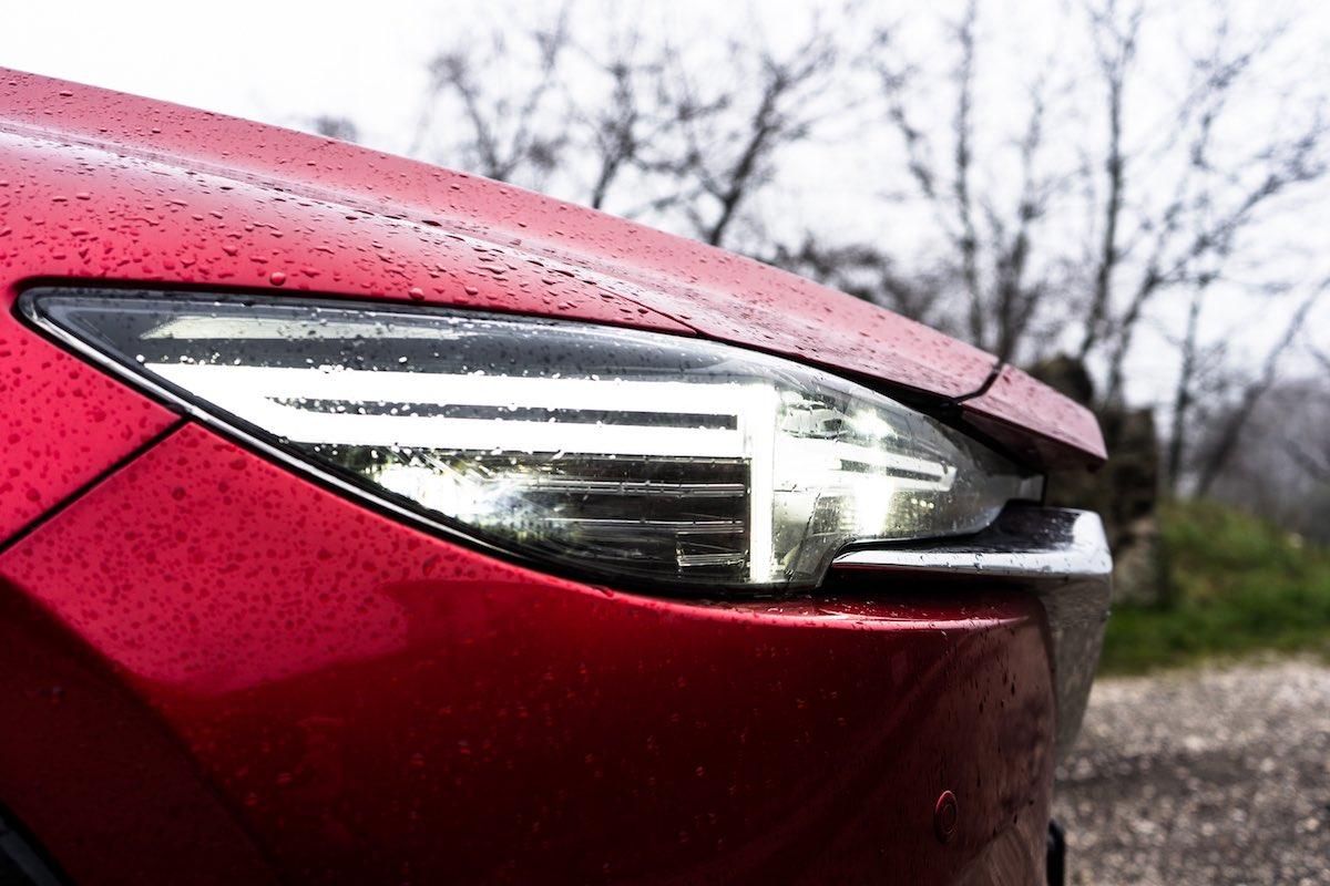 Mazda CX-5, il Design