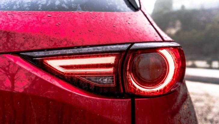 Mazda CX-5 2018, prova su strada: il 2.2 da 175CV con AWD [VIDEO] - Foto 15 di 28