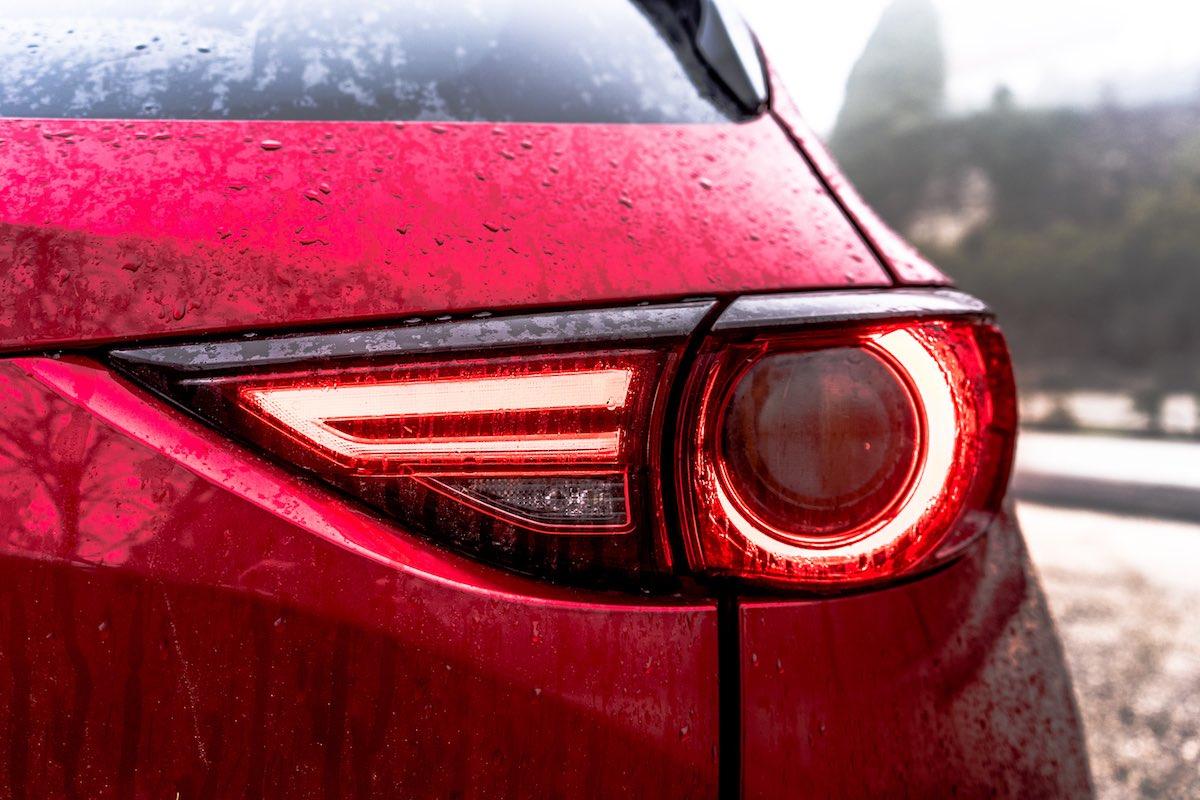 Mazda CX-5 2018, dettagli