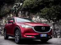 Mazda CX-5 2018, prova su strada: il 2.2 da 175CV con AWD [VIDEO]