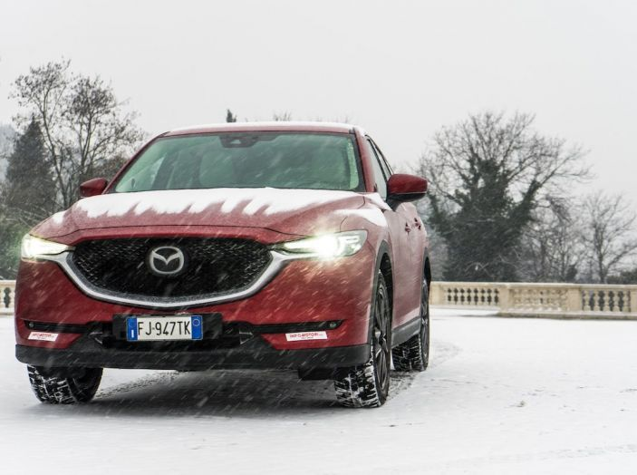 Mazda CX-5 2018, prova su strada: il 2.2 da 175CV con AWD [VIDEO] - Foto 3 di 28