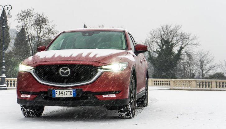 Nuova Mazda CX-5 con motori benzina e Diesel Euro 6d-Temp - Foto 10 di 34