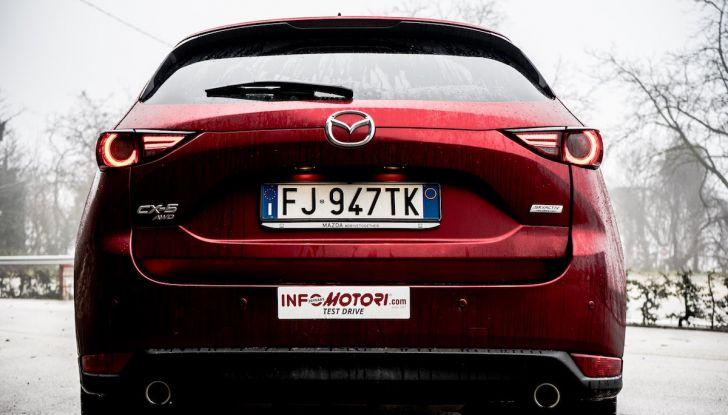Mazda CX-5 2018, prova su strada: il 2.2 da 175CV con AWD [VIDEO] - Foto 11 di 28