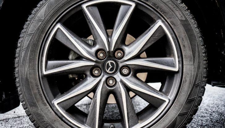 Nuova Mazda CX-5 con motori benzina e Diesel Euro 6d-Temp - Foto 25 di 34