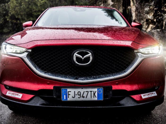 Mazda CX-5 2018, prova su strada: il 2.2 da 175CV con AWD [VIDEO] - Foto 8 di 28