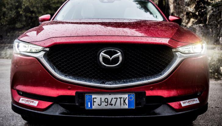 Mazda vuole salvare il Diesel: valore garantito fino al 2021 per lo Skyactiv-D - Foto 5 di 16