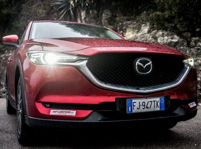Mazda CX-5 2018, prova su strada: il 2.2 da 175CV con AWD [VIDEO] - Foto 14 di 28