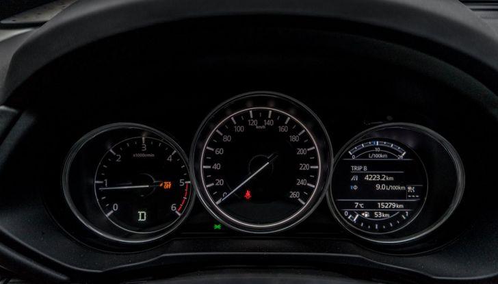 Mazda CX-5 2018, prova su strada: il 2.2 da 175CV con AWD [VIDEO] - Foto 28 di 28