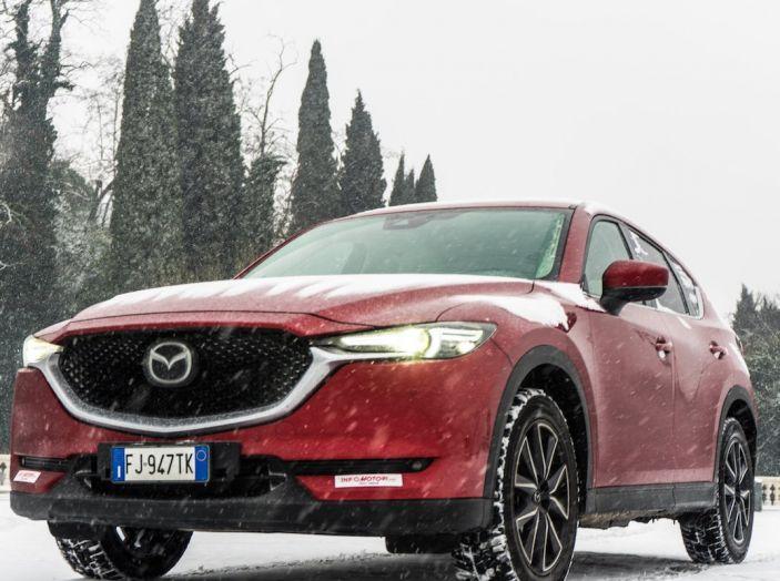 Mazda CX-5 2018, prova su strada: il 2.2 da 175CV con AWD [VIDEO] - Foto 1 di 28