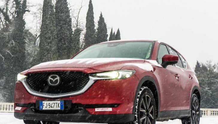 Nuova Mazda CX-5 con motori benzina e Diesel Euro 6d-Temp - Foto 1 di 34