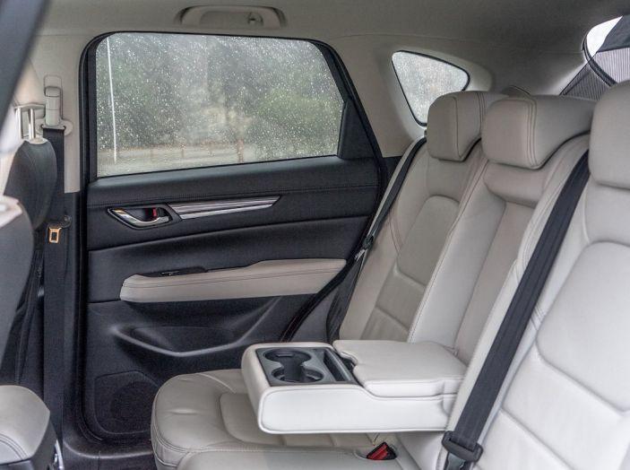 Mazda CX-5 2018, prova su strada: il 2.2 da 175CV con AWD [VIDEO] - Foto 20 di 28