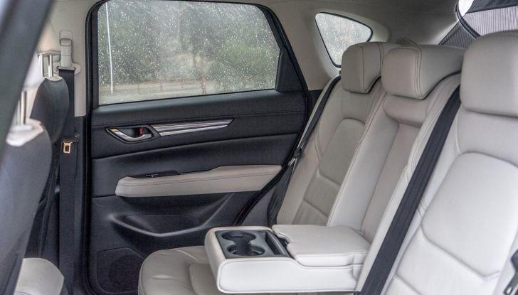 Nuova Mazda CX-5 con motori benzina e Diesel Euro 6d-Temp - Foto 19 di 34