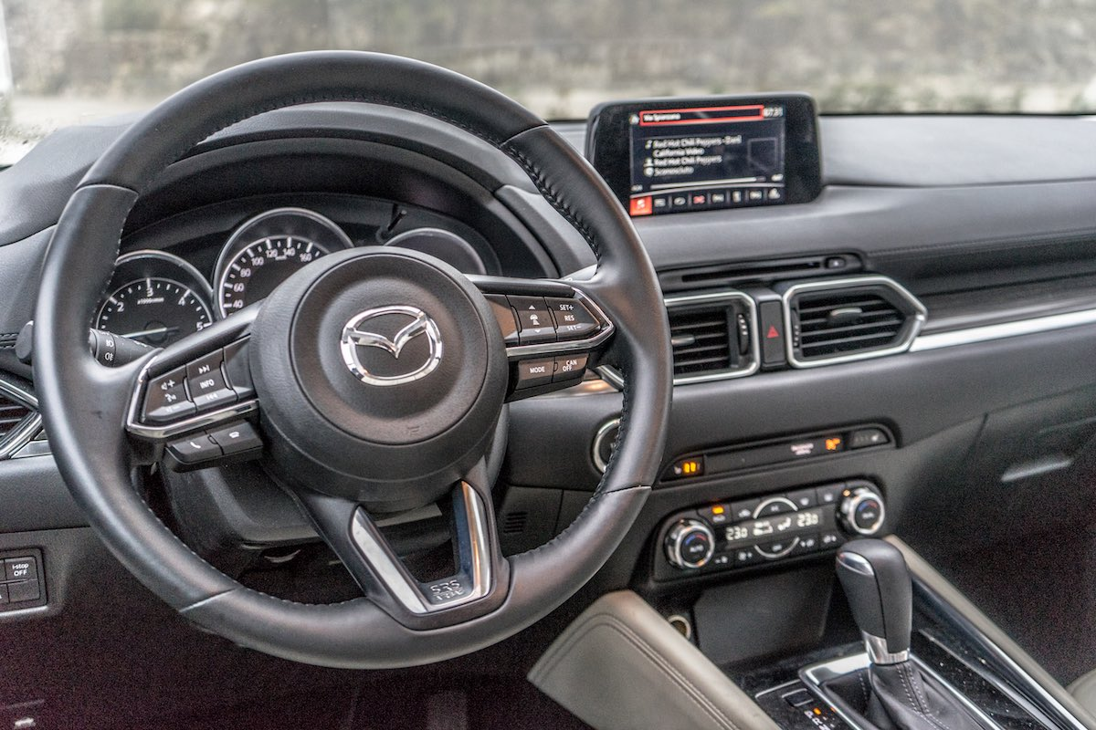 Mazda CX-5 2018 - Interni