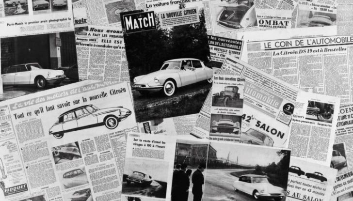DS 19 – L'origine dell'avanguardia di DS Automobiles - Foto 3 di 4