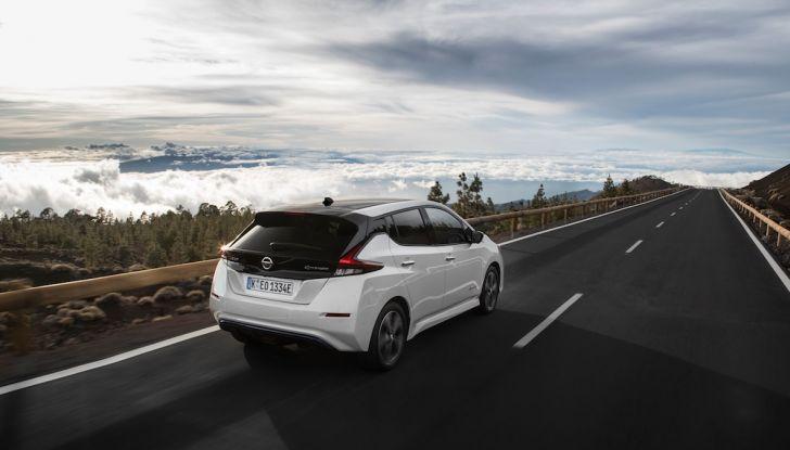 Nissan Leaf 2018, prova su strada della seconda serie: spazio al futuro - Foto 7 di 15
