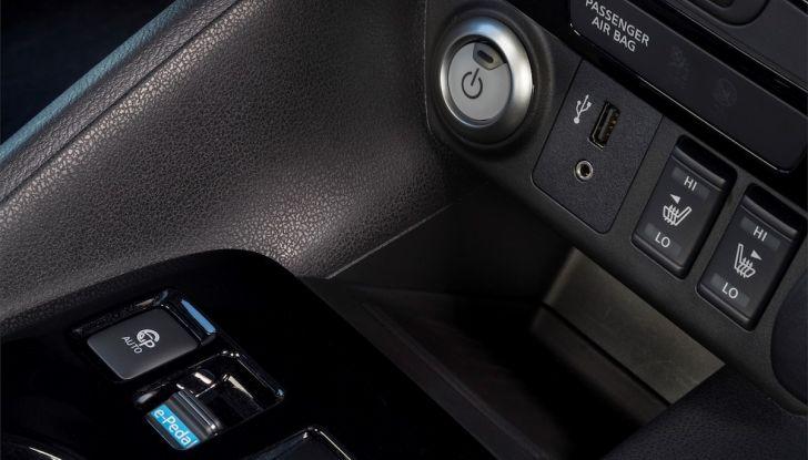 Nissan Leaf 2018, prova su strada della seconda serie: spazio al futuro - Foto 13 di 15