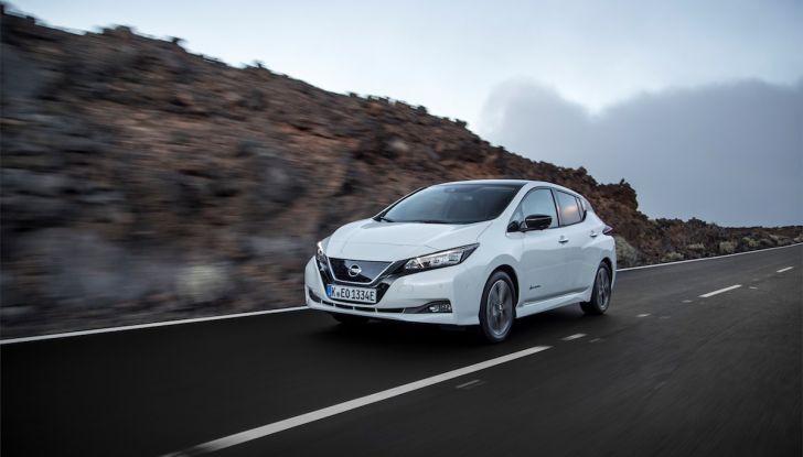 Nissan Leaf 2018, prova su strada della seconda serie: spazio al futuro - Foto 8 di 15
