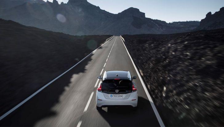 Nissan Leaf 2018, prova su strada della seconda serie: spazio al futuro - Foto 9 di 15