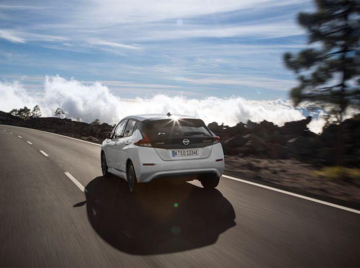 Nissan Leaf 2018, prova su strada della seconda serie: spazio al futuro - Foto 11 di 15
