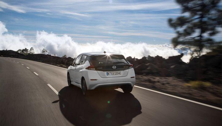 Nissan Micra e Nissan LEAF sono le auto più apprezzate dai clienti - Foto 11 di 15