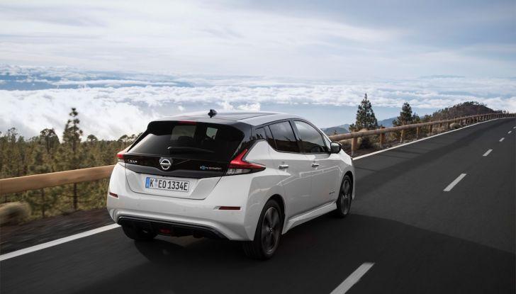 Nissan Leaf 2018, prova su strada della seconda serie: spazio al futuro - Foto 10 di 15