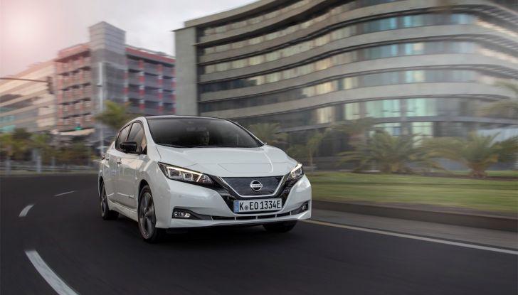 Nissan Micra e Nissan LEAF sono le auto più apprezzate dai clienti - Foto 2 di 15