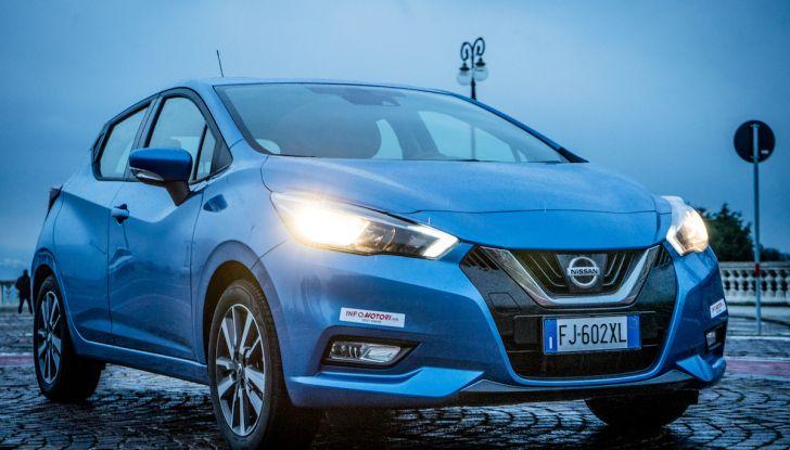 [VIDEO] Prova Nissan Micra 2018 da 71CV: anche per neopatentati! - Foto 7 di 28