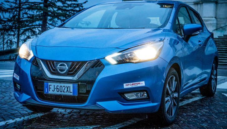 [VIDEO] Prova Nissan Micra 2018 da 71CV: anche per neopatentati! - Foto 13 di 28