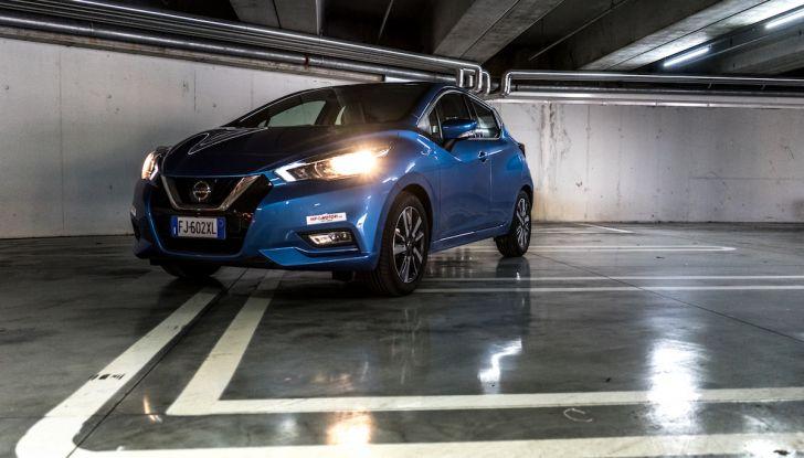 [VIDEO] Prova Nissan Micra 2018 da 71CV: anche per neopatentati! - Foto 16 di 28