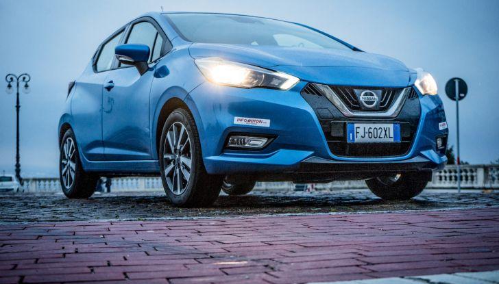[VIDEO] Prova Nissan Micra 2018 da 71CV: anche per neopatentati! - Foto 8 di 28