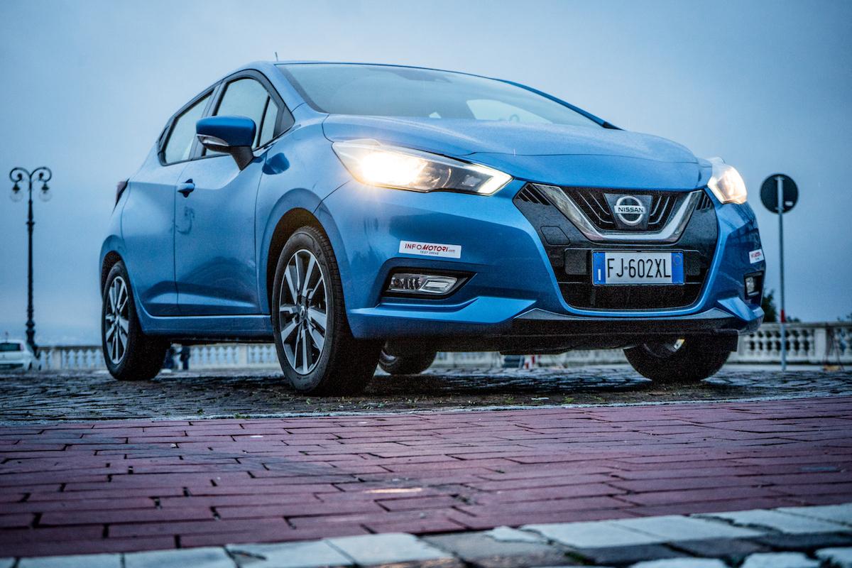 Nissan Micra Visia Test Drive 2018