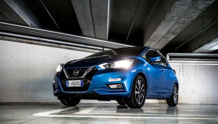 [VIDEO] Prova Nissan Micra 2018 da 71CV: anche per neopatentati! - Foto 17 di 28