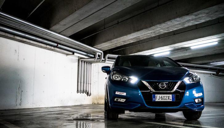 [VIDEO] Prova Nissan Micra 2018 da 71CV: anche per neopatentati! - Foto 18 di 28